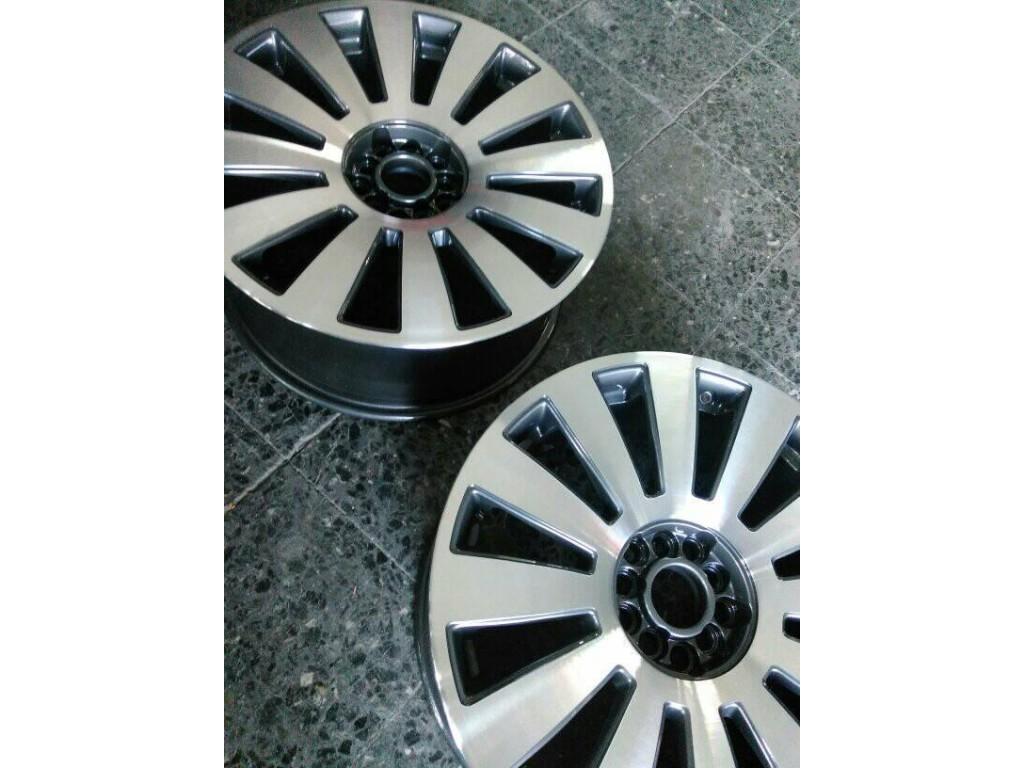 Διαμαντάρισμα Ζαντών CnC Audi Διαμαντάρισμα Πρόσοψης με CNC